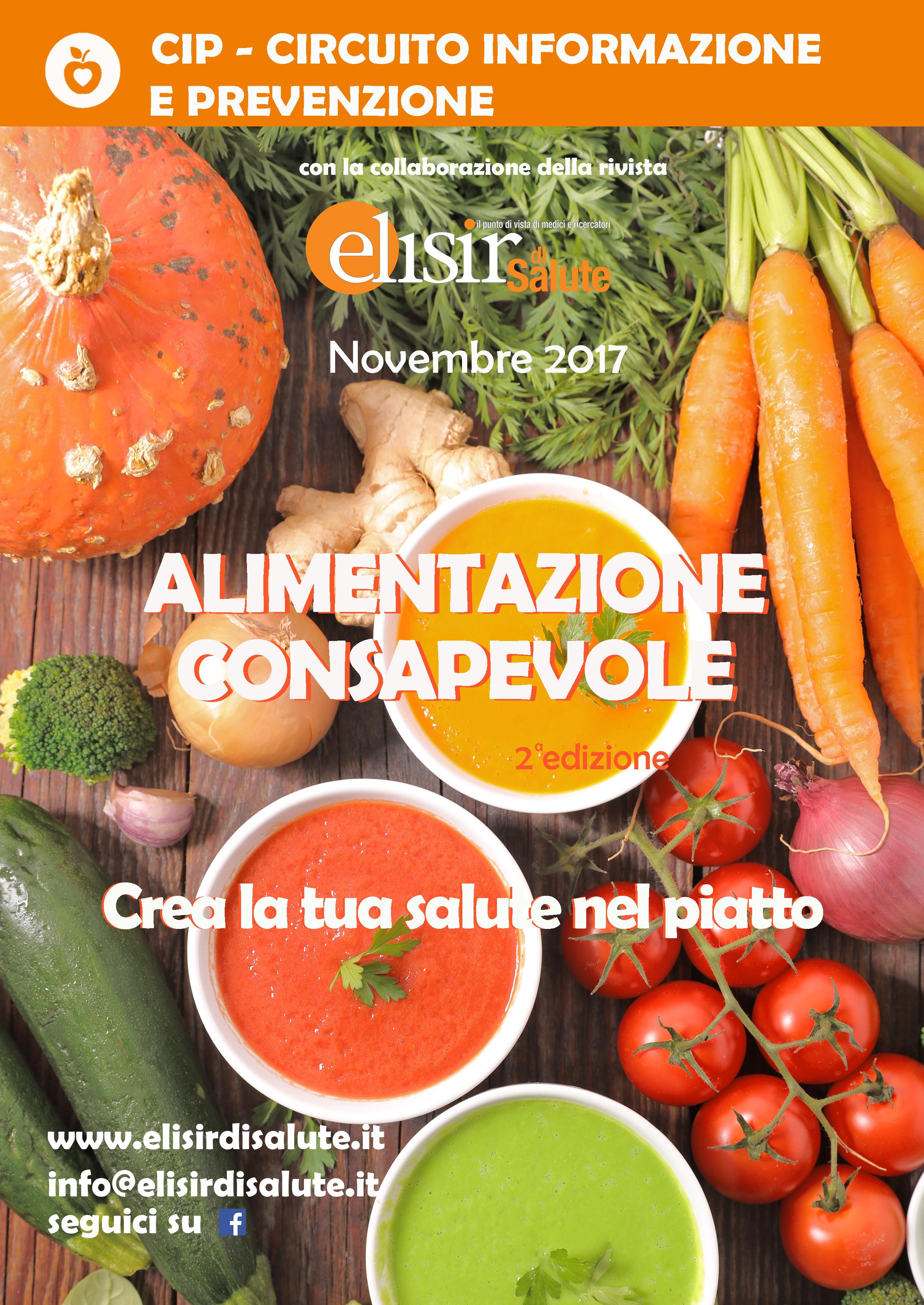 Novembre 2017 Elisir Di Salute Rivista Di Medicina Alimentazione Ecologia